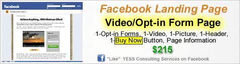 FB - Video Opt-in