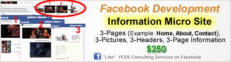 FB - Information Mico Site