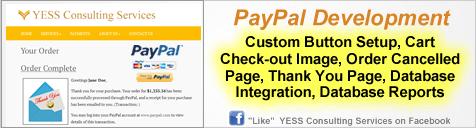 PayPal Development